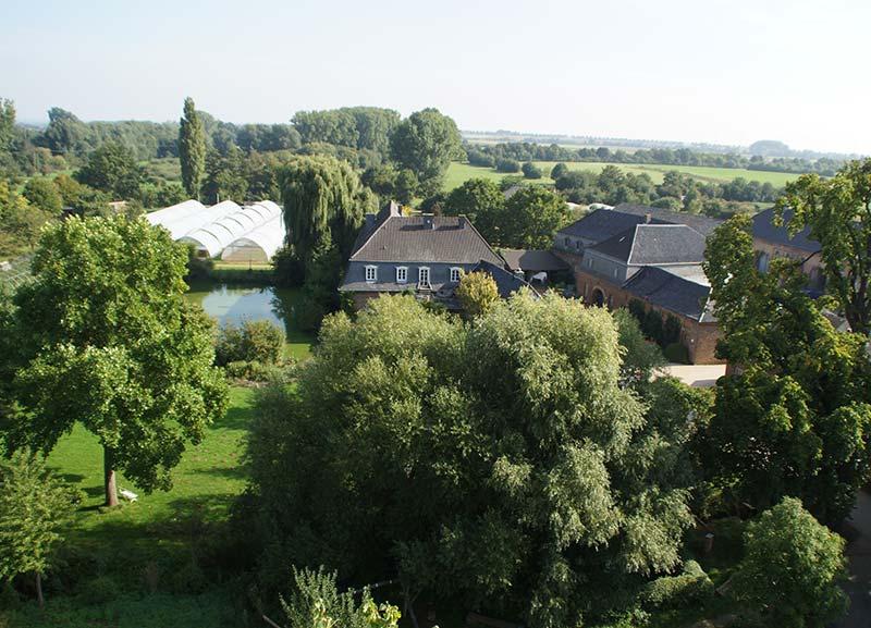 Haus Bollheim: Ausgangspunkt der Initiative zur Hofsortenentwicklung im Getreideanbau